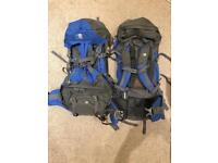 65 litre backpacks