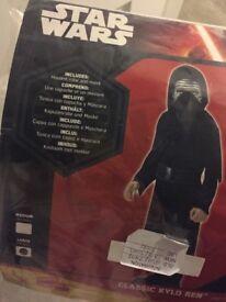 Star Wars Kylo Ren costume 7-8