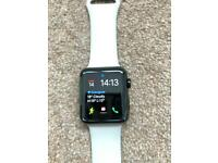 Apple Watch The Space Black Stainless Steel Edition Series 3 42mm GPS and Cellular