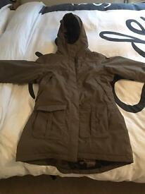 Women's Genuine North Face coat