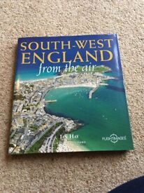 South West England from the Air - Ian Hay, Graham Pritchard Flight Images hard back book