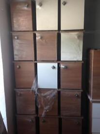 Bedside locker £12.50 each