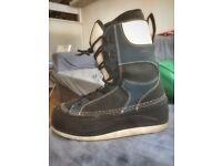 Deelux Snowboard Boots