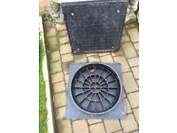 Man hole lids
