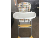 Joie Owl Babies High Chair