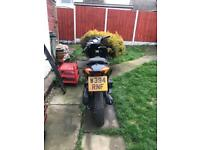 Honda X8R 50cc Moped Scooter - NO TIMEWASTERS
