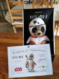 Oleg as BB8