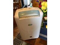 Eco Air DD122 Classic portable home dehumidifier