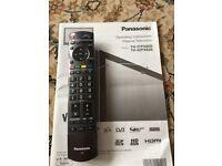 """37"""" Panasonic Viera plasma tv"""