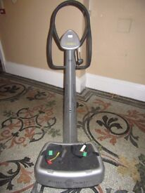 RRP£1000 Power Plate My3 Personal Vibration Plate, Gym Cross Trainer Treadmill