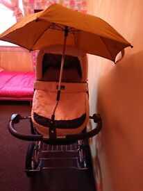 Baby Style Collection Prestige Pram