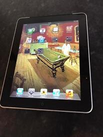 iPad 1st Gen 64Gb WiFi + 3G 4G Cellular sim - fantastic condition