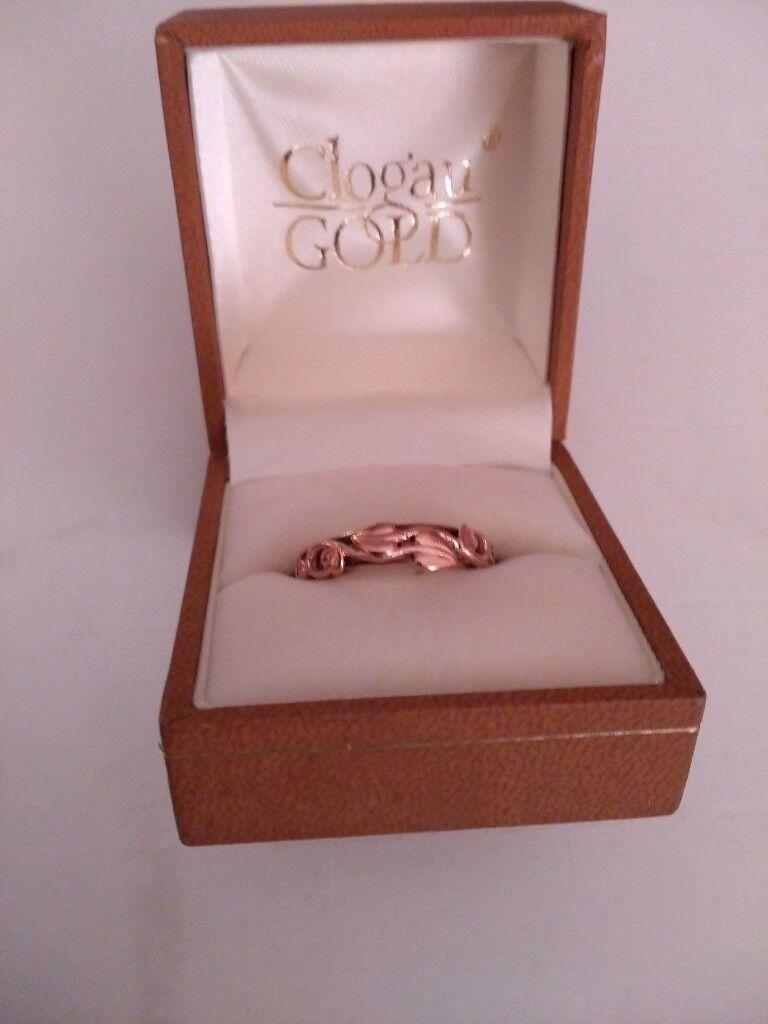 Welsh Gold Ring by Clogau | in Llansamlet, Swansea | Gumtree