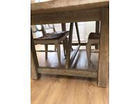 Loaf 6 Seater Dining Table