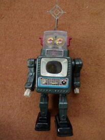 Alps TV Robot