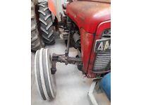 Massey ferguson 35x multipower. Tractor