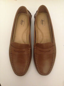 Women's leather penny loafers - BNWB - Bass UK size 5.5 (5/6)