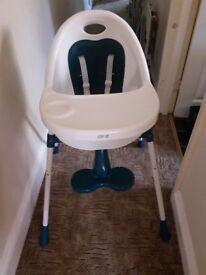 Muma and papa high chair