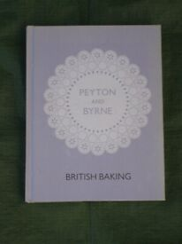 Peyton and Byrne's British Baking Hardback for Only £4.00