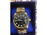 Mens Rolex datejust brand new automatic and good quality watches