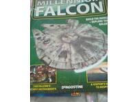 Starwars build your mellium falcon