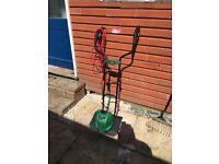 Qualcast 800W Garden Tiller/Rotavator - used once