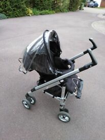 Bebe comfort loola oxygen baby buggy, excellent condition just needs some tlc