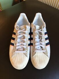 Size 9 Limited edition adidas allstars