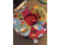 Baby donught ring for sitting up