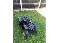 Quadzilla buzz 50 spares or repair