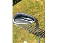 Ping G25 irons 5 - SW