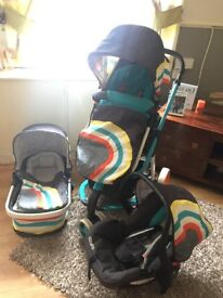 Cosatto New Wave travel system
