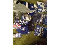 Mans CHELSEA bundle all new £50 the lot