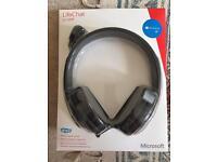 Microsoft LifeChat LX-3000 Headphones with Microphone