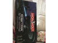 Star Trek Monopoly The Next Generation Collectors Edition