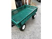 Garden /farm trolley