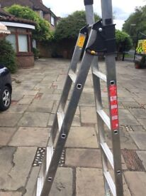 NEW UNUSED TWO WAY FOLDING LADDER FOR SALE