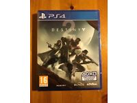 Destiny 2 PS4 Brand New Sealed