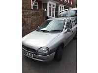Vauxhall Corsa 1.2 (no MOT)