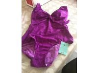 Ladies Brand New swimming costume size 12