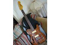 Revelation Telecaster Thinline electric guitar KOREA
