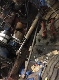 Ford 4000 4600 power steering