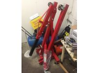 Sealey engine crane hoist 1ton