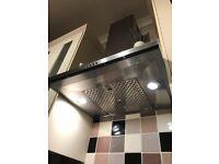 Elica Concept Cube Cooker Hood 60cm