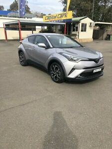 2018 Toyota C-HR NGX10R Update Koba (2WD) Shadow Platinum Continuous Variable Wagon North Richmond Hawkesbury Area Preview