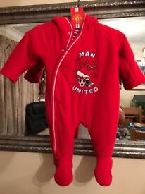 Baby snowsuit (Money going to charity)