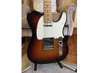 2007 Fender American Telecaster – Sunburst - Maple Neck