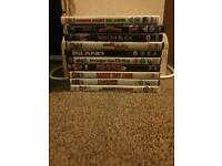 10 FILMS IN GOOD CONDITION **BARGAIN**