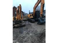 Grounds man and digger driver needed for work in Belfast