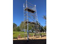 Youngman Boss Scaffold 6.3mt high